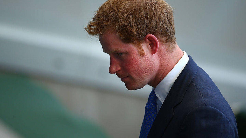 El príncipe Harry en una imagen de archivo. (Getty)