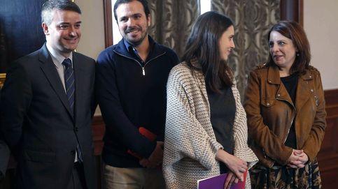 PSOE y UP defienden un cordón sanitario a Vox en la Mesa para el que es necesario el PP