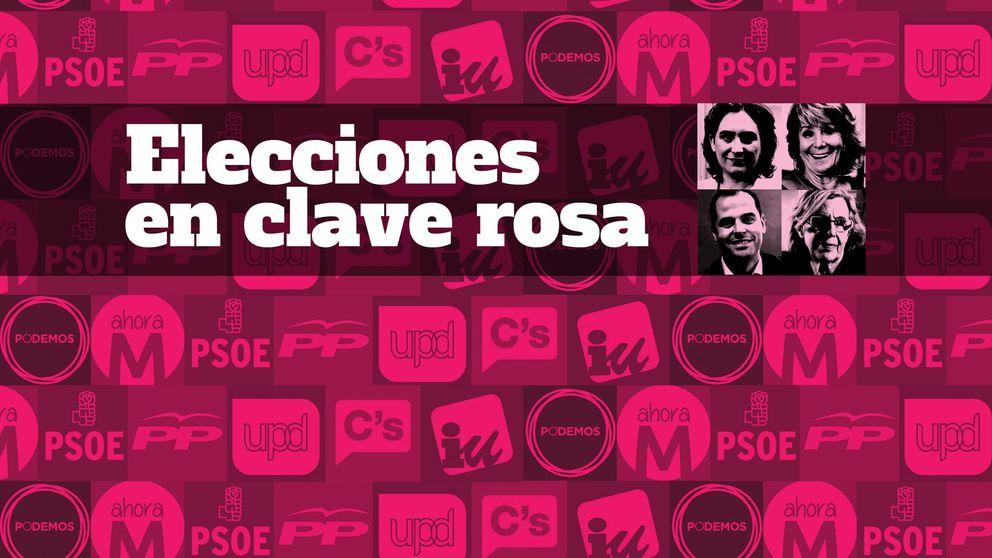 PP, PSOE, Podemos, C's... Las claves rosas de la jornada