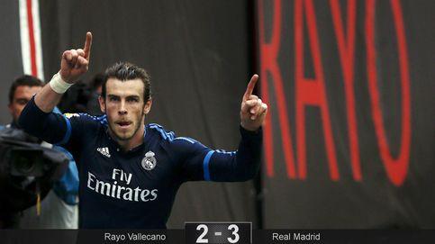 A Bale le queda bien la ropa de Cristiano y demuestra su deseo de ganar la Liga