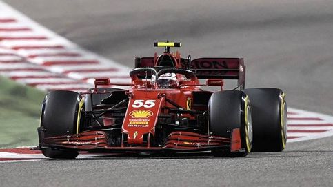 El 'pique' de hamburguesas de Carlos Sainz y cómo superó el primer desafío con Ferrari