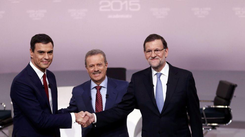 Directo: Sánchez hostiga a Rajoy en un debate anticuado reducido al 'y tú más'