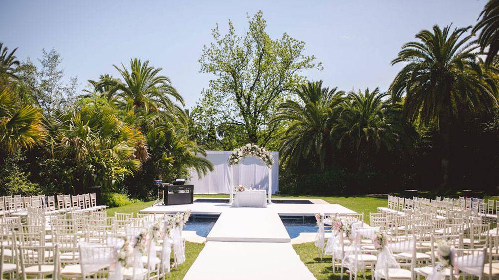 Foto: Aquí se casarán Feliciano y Sandra. (Fincalaconcepcion.com)