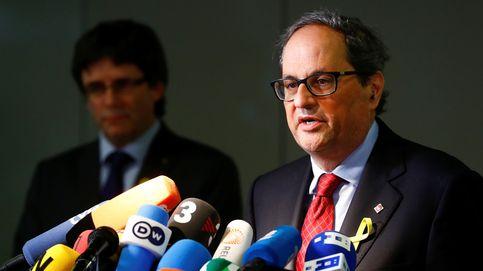 Torra y Puigdemont ofrecen diálogo a Rajoy: Marque hora, lugar y día