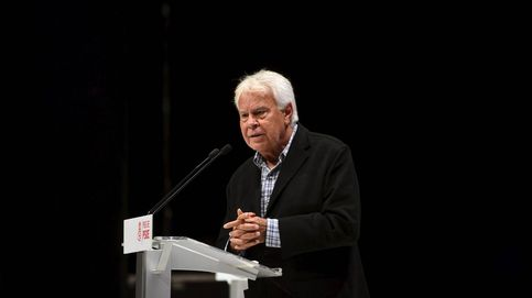 Felipe González reclama a Indra 7,3  M por la empresa de su hijo