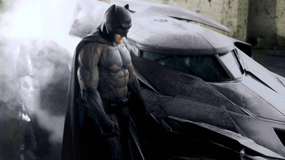 Foto: Batman está triste por sus nominaciones