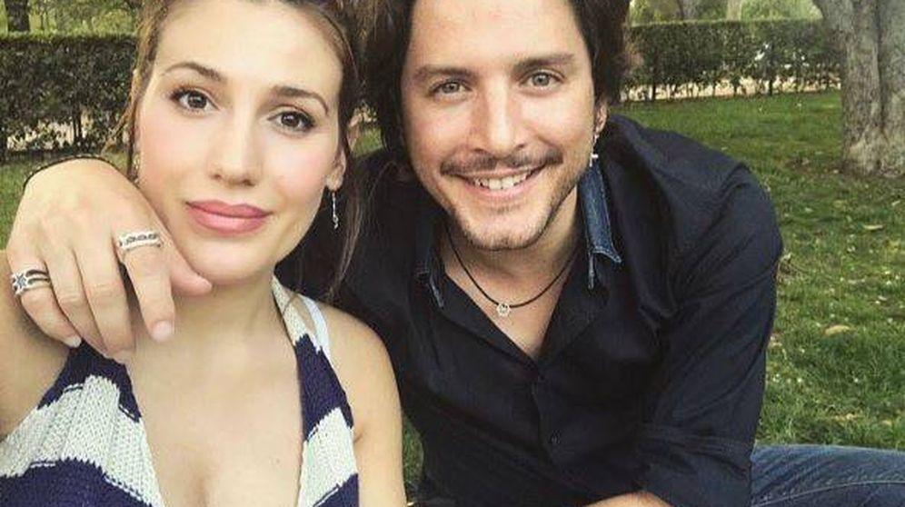 Foto: Manuel Carrasco y Almudena Navalón en una imagen de sus redes sociales.
