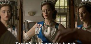 Post de Tráiler de la segunda temporada de 'The Crown'