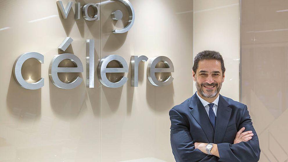 Bombazo inmobiliario: dimite Juan Antonio Gómez Pintado, presidente de Vía Célere