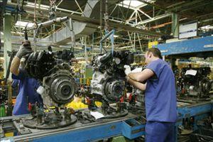 Los pedidos industriales de la eurozona suben un 3,1% en junio, pero caen el 1,1% en España
