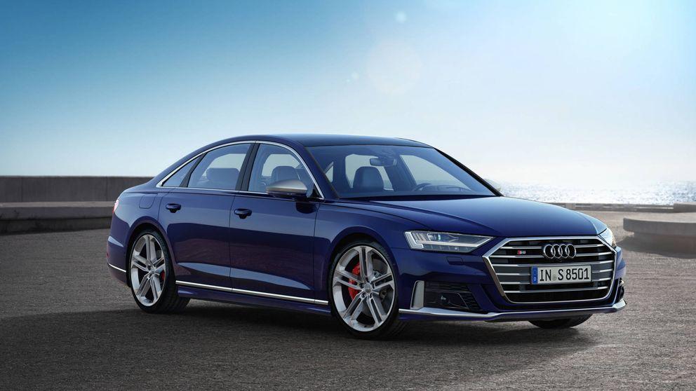 Por qué el S8 es el 'coche' insignia de Audi (y cómo ahorra 0,8 litros de gasolina)