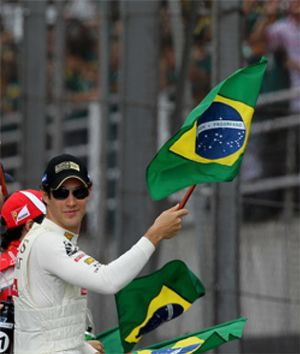 Bruno Senna ficha por Williams