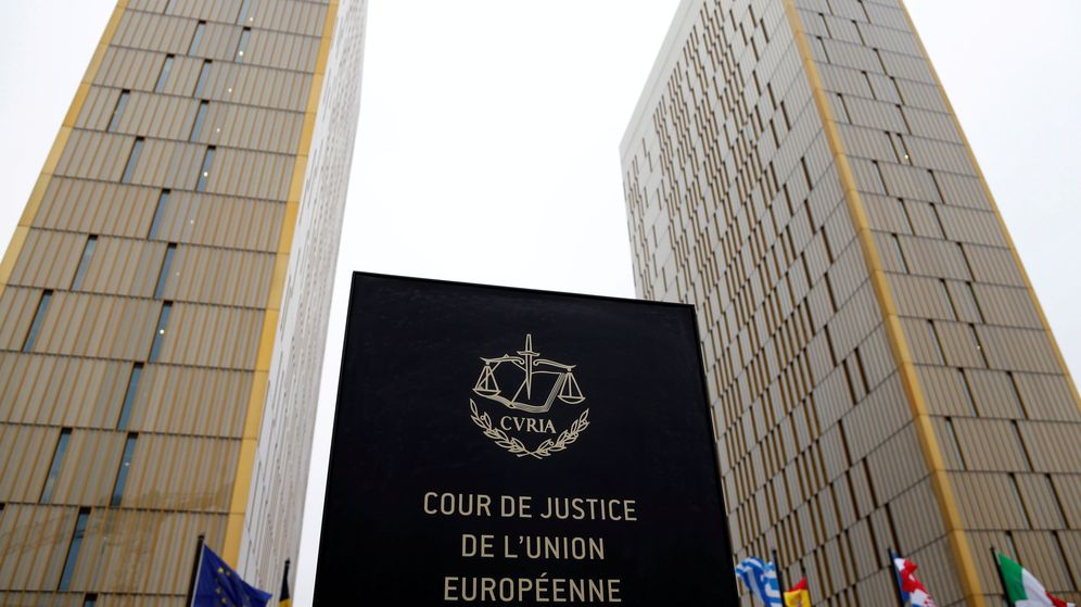 Foto: File photo: the towers of the european court of justice are seen in luxembourg