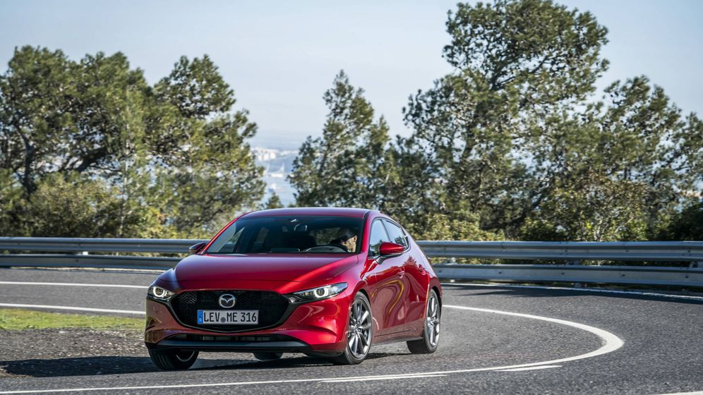 Foto: Nuevo Mazda 3, un compacto diferente