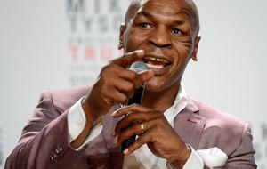 El Reino Unido ha prohibido la entrada en el país a Mike Tyson