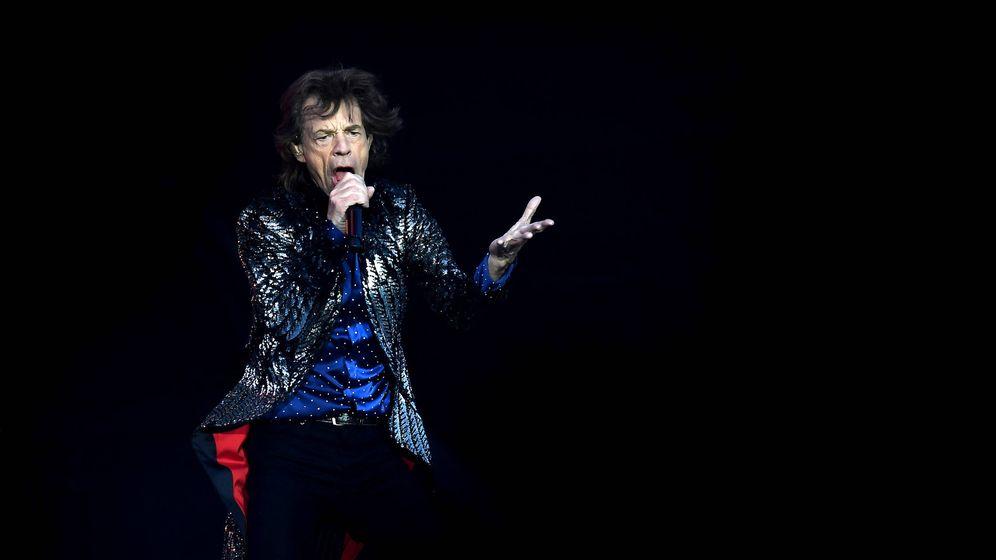 Foto: Mick Jagger (Getty)