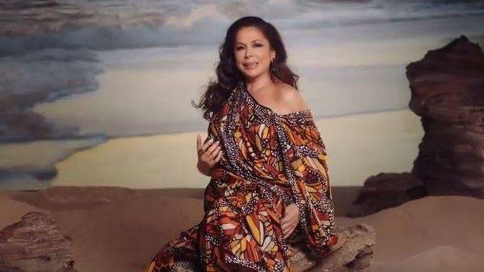 ¿A quién copia Isabel Pantoja en su nuevo videoclip?