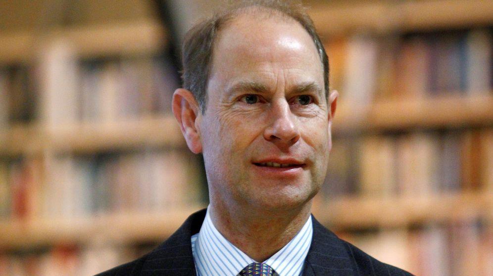 Foto: El príncipe Eduardo de Inglaterra, conde de Wessex, en una imagen de archivo. (EFE)