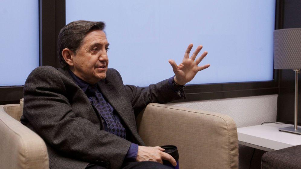 Foto: El periodista Federico Jiménez Losantos.