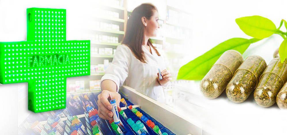 Foto: Productos homeopáticos pueden encontrarse en cualquier farmacia. (EC)
