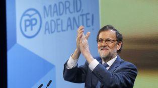 Rajoy intenta hacer amigos