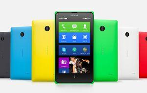 En busca de la rentabilidad: Nokia lanza una línea Android