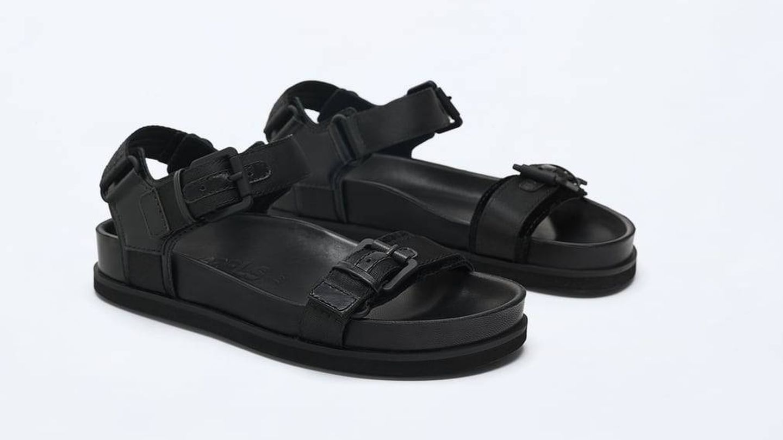 De la colección Zara SRPLS a tus pies.  (Cortesía)