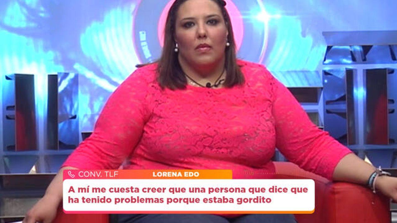 Lorena Edo, concursante de 'Gran Hermano 14'. (Mediaset)