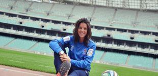 Post de Patricia González se reivindica como entrenadora,