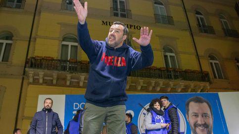 Salvini niega atracar un barco de una ONG italiana: Los inmigrantes no pisarán el país