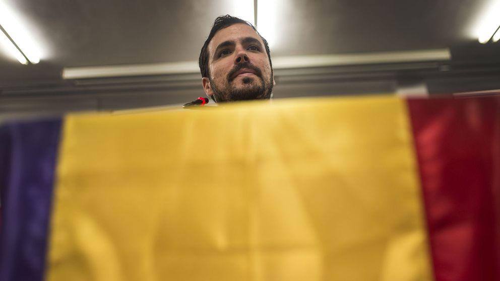 La vieja guardia comunista contra Garzón