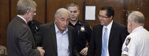 "Strauss-Kahn asegura vivir ""una pesadilla"" en una carta al FMI"