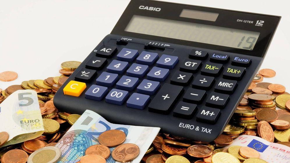 Foto: Imagen de recurso de una calculadora. (Pixabay)