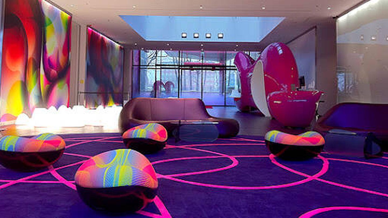 Hotel NHow Berlín, del grupo NH.