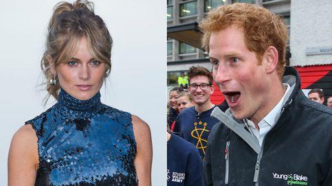 El príncipe Harry y Cressida Bonas: tú a Cannes y yo a Nueva Zelanda