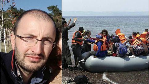 Soy periodista turco y huí de Erdogan en un bote de refugiados