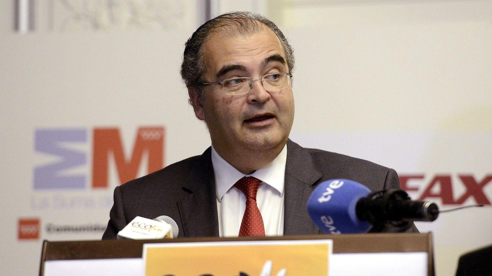 Foto: El presidente del Banco Popular, Ángel Ron. (EFE)