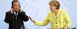 China se compromete a echar una mano a Europa para superar la crisis de deuda