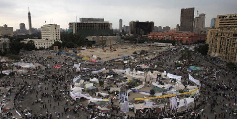Foto: La plaza Tahrir languidece y Egipto acude a las urnas por la vía militar
