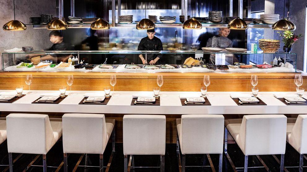 99 Sushi Bar Eurobuilding, 1 año en el póker de mejores ' japos' de siempre