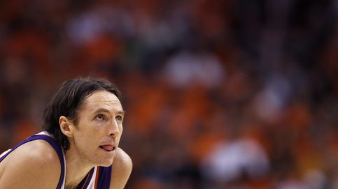 Se retira Steve Nash, el base que transformó la NBA