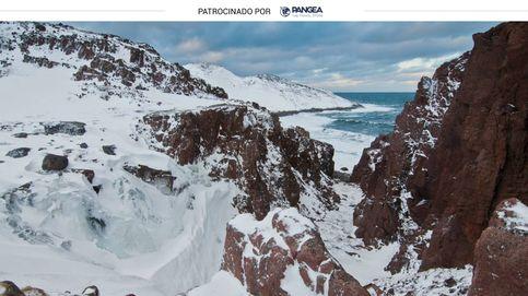 Murmansk, la ciudad más grande del Ártico donde está el 'ombligo del mundo'