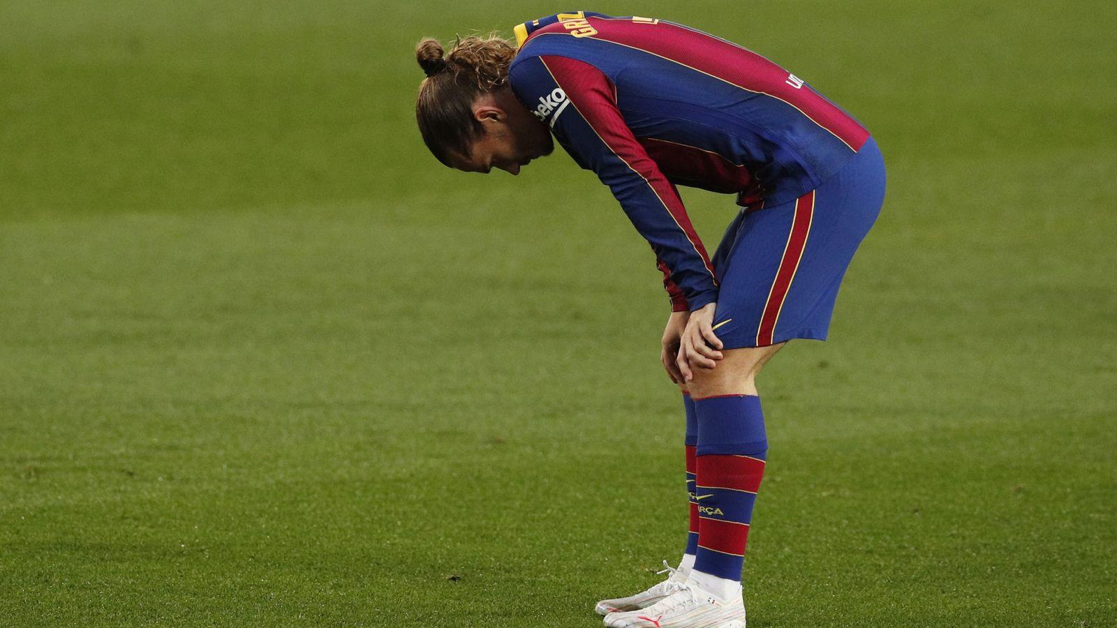 Y ahora… ¿qué debería hacer el Barcelona con Antoine Griezmann?