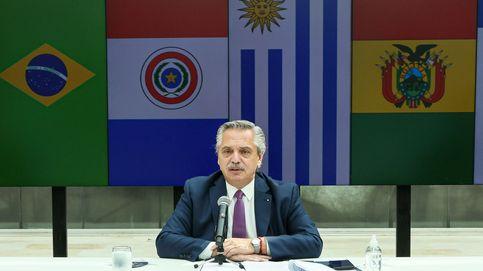 El presidente de Argentina da positivo en covid a pesar de estar vacunado