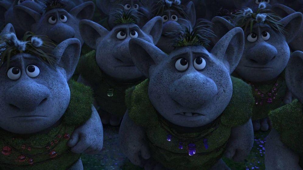 Foto: Los trolls de Frozen tienen mano española (Disney)