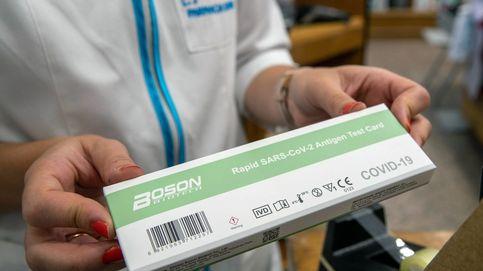 Llegan los tests de autodiagnóstico del covid-19 a las farmacias: ¿cuáles, cómo son y a qué precio?