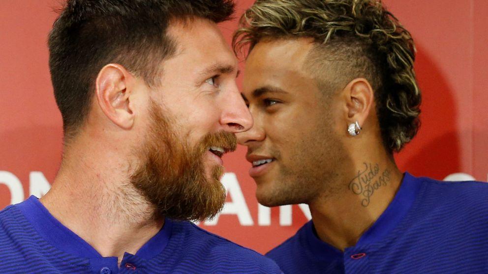 Cómo Leo Messi influye en la planificación deportiva del Barça con 'el quiero a Neymar'