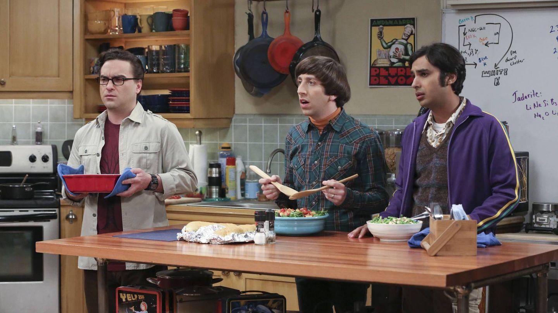 Una imagen de 'The Big Bang Theory'.