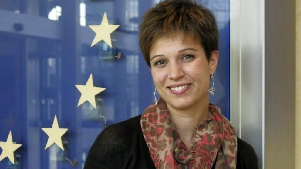Puigdemont ofrece a Beatriz Talegón ir en la lista de la 'Crida' para las europeas