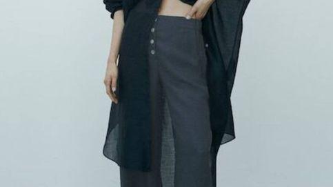Ancho, cómodo y de rebajas: el pantalón de Massimo Dutti que no te quitarás en otoño